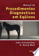 Manual de Procedimentos Diagnósticos em Eqüinos