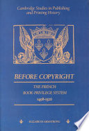 Before Copyright
