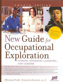 New Guide for Occupational Exploration