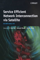 Service Efficient Network Interconnection Via Satellite