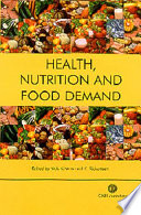 Health  Nutrition and Food Demand Book