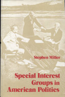 Special Interest Groups in American Politics