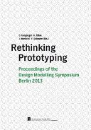 Rethinking Prototyping