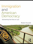 Immigration and American Democracy