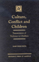 Culture  Conflict  and Children