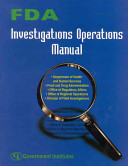 FDA Investigations Operations Manual