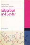 Education and Gender [Pdf/ePub] eBook