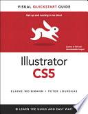 Illustrator CS5 for Windows and Macintosh  : Visual QuickStart Guide