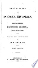 Berättelser ur svenska historien...