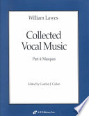 Collected Vocal Music
