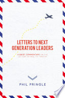 Letters to Next Generation Leaders