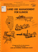 Land Use Management for Illinois Book