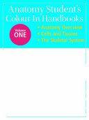 Anatomy Student s Colour In Handbooks  Volume One