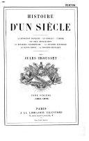 Histoire d'un siècle [1789-1889]