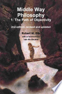 Middle Way Philosophy 1  The Path of Objectivity