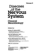 Diseases of the Nervous System Book