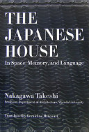 Pdf The Japanese House:In Space,Memory,and Language