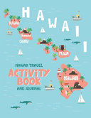 Hawaii Travel Activity Book and Journal
