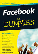 Facebook fur Dummies