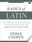 Basics of Latin