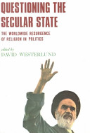 Questioning the Secular State