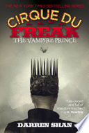 Cirque Du Freak #6: The Vampire Prince image