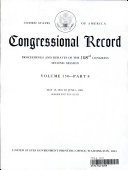Congressional Record, V. 150, PT. 8, May 18, 2004 to June 1, 2004