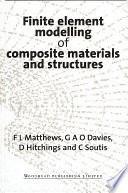 Finite Element Modelling of Composite Materials and Structures