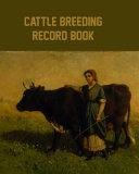 Cattle Breeding Record Book