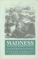 Madness and Social Representations