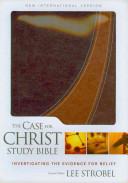 The Case for Christ Study Bible Book