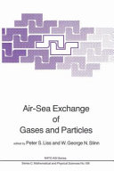 Air-Sea Exchange of Gases and Particles ebook