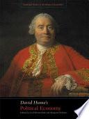David Hume S Political Economy