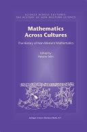 Mathematics Across Cultures Pdf/ePub eBook