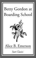 Pdf Betty Gordon at Boarding School