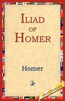 Iliad of Homer Pdf/ePub eBook