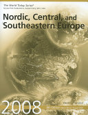 Nordic  Central  and Southeastern Europe 2008