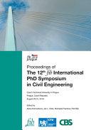 12th PhD Symposium in Prague Czech Rep