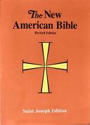 Saint Joseph Edition of the New American Bible