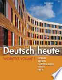 Deutsch heute Worktext
