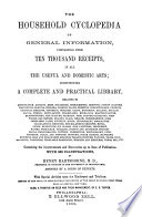 The Household Cyclopedia of General Information Book