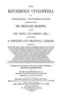 The Household Cyclopedia of General Information