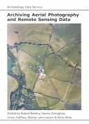 Archiving Aerial Photography And Remote Sensing Data