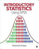 Cover of Introductory Statistics Using SPSS