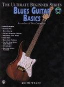 Blues Guitar Basics