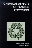 Chemical Aspects of Plastics Recycling Book