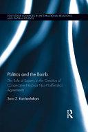 Pdf Politics and the Bomb