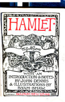 The Chiswick Shakespeare  Hamlet Book