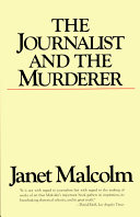 Pdf The Journalist and the Murderer