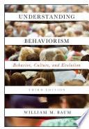 Understanding Behaviorism